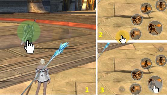 《剑与魔法》之角色基础操作